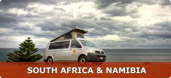 South Afrika & Namibia