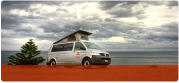 camper rental South Africa & Namibia