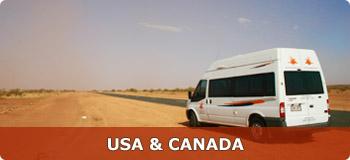 Keuze USA & Canada