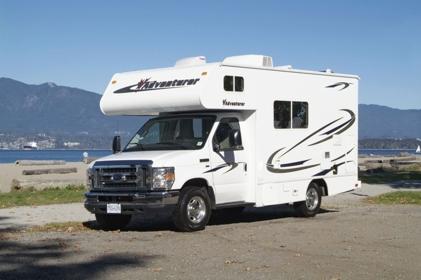 Tips camper huren Canada
