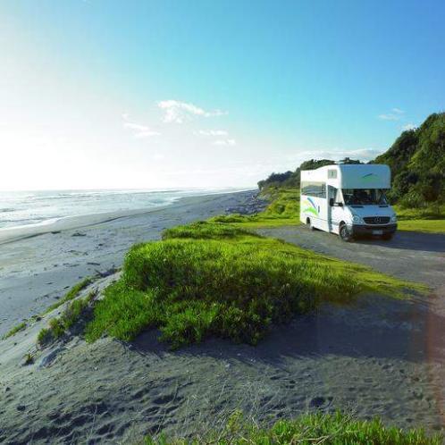 Campervan hire New-Zealand