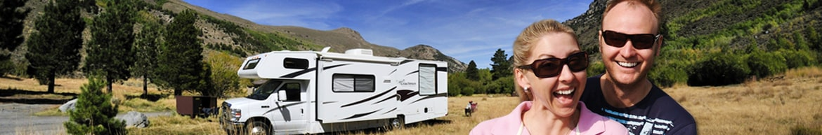 Camper rentals USA and Canada