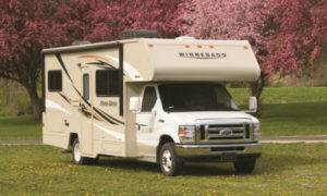Tips motorhome hire USA