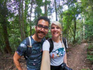 Hike trails Australië